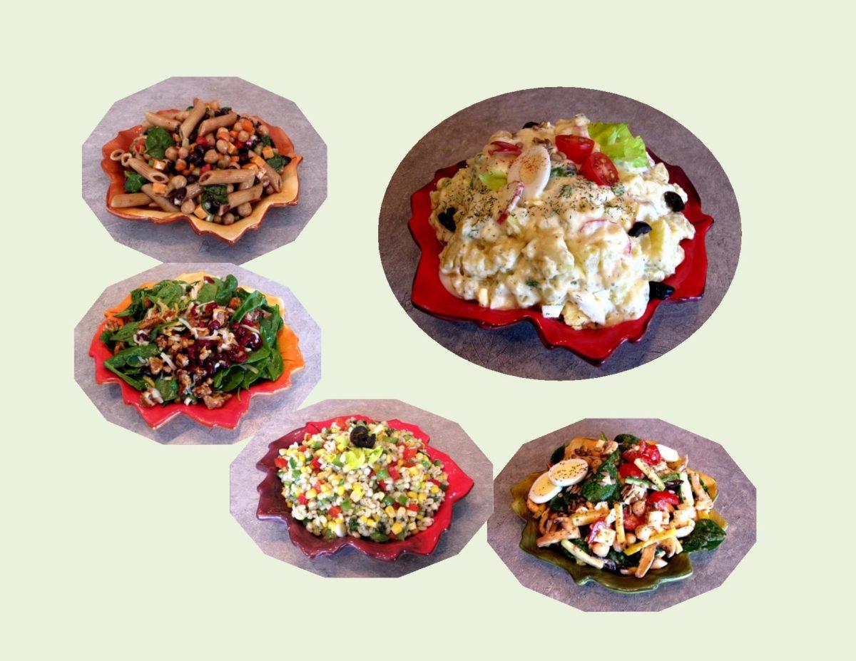Barbecue Salads  x  Five