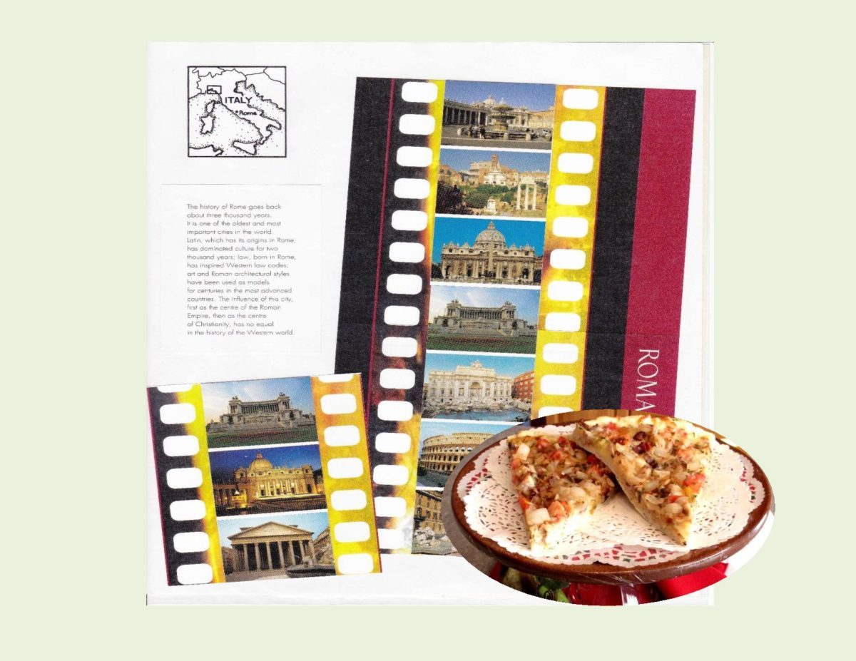 Pizza Memories