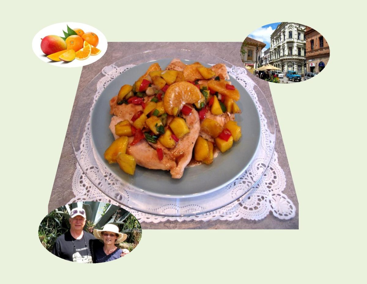 Mango – Orange Chicken Breast