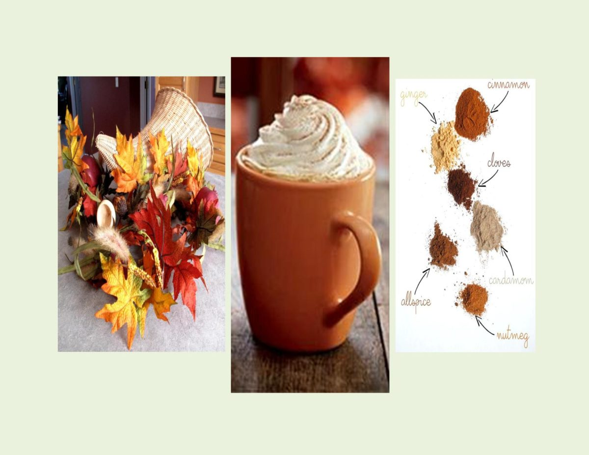Pumpkin Spice 'Chai' Latte