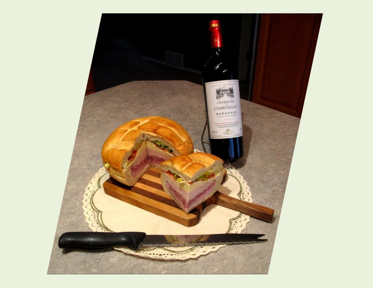 Pan Bagnat – The French Picnic Sandwich