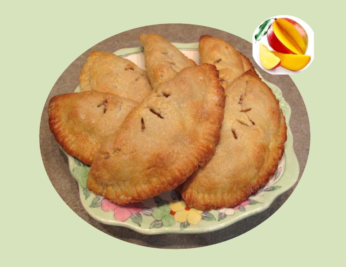 Fresh Mango Hand Pies