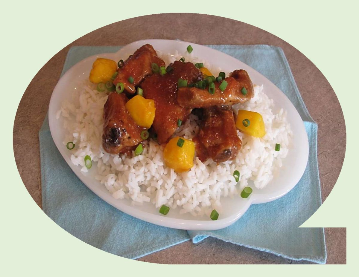 Mango Chutney Country Style Ribs