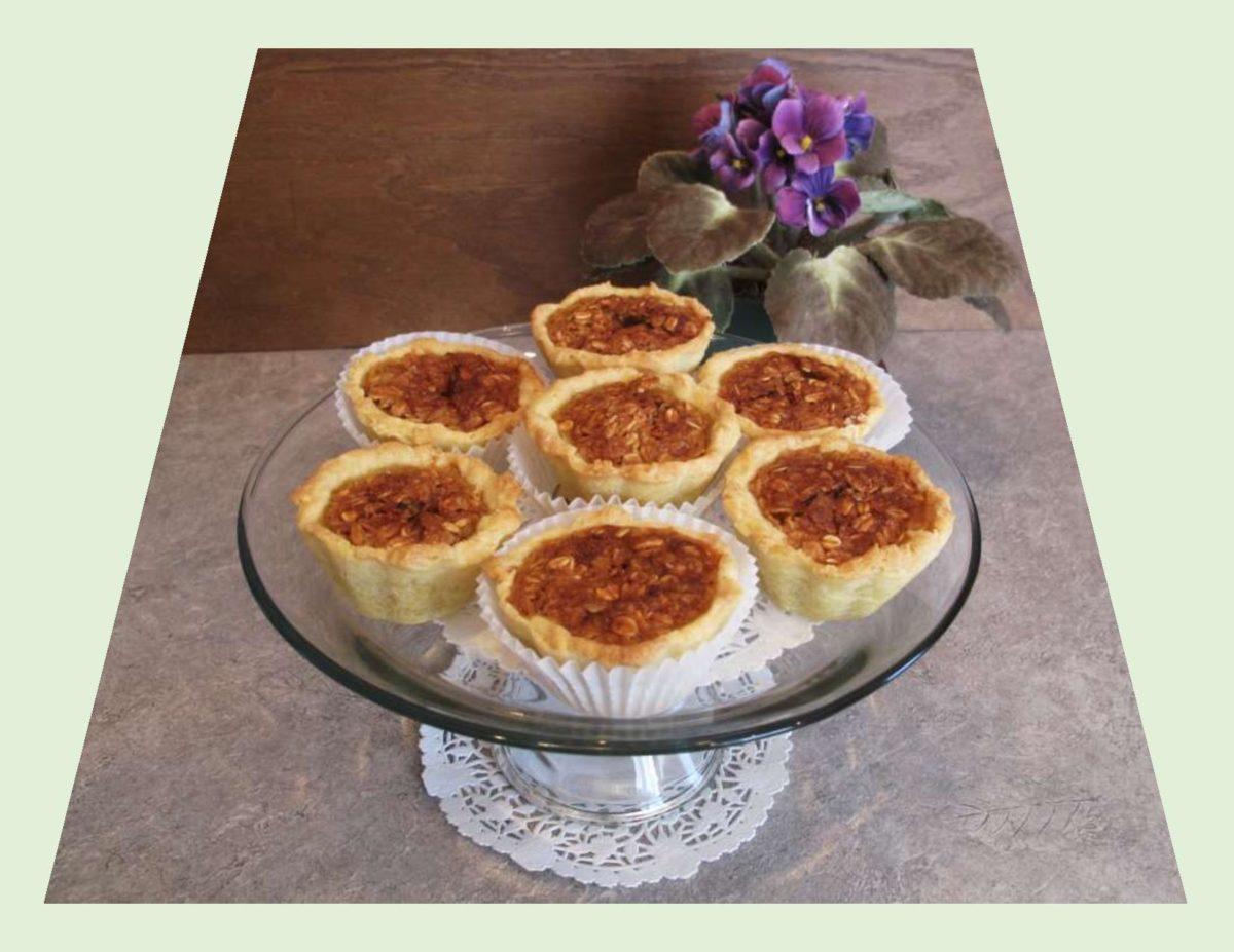 Oatmeal Pie / Tarts