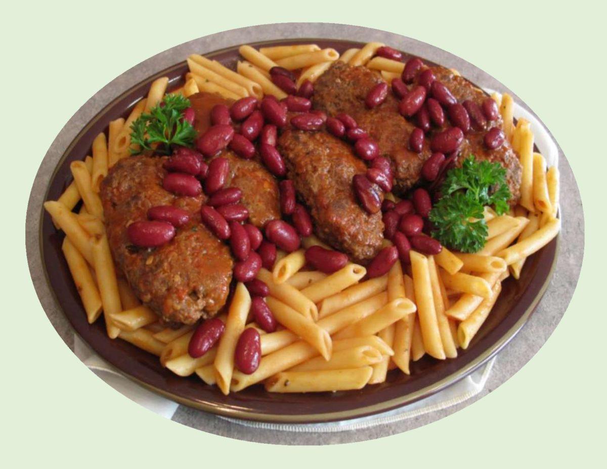 Chili Mostaccioli