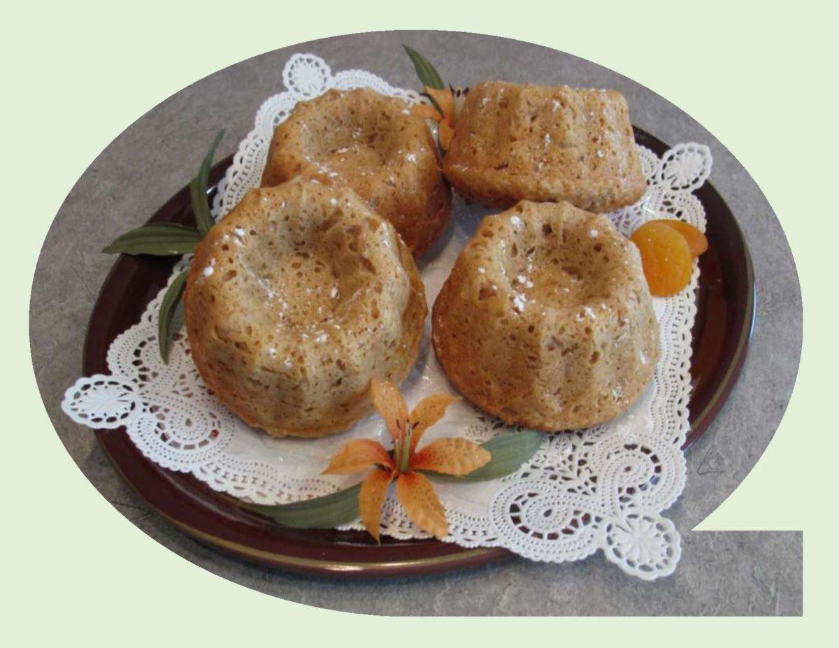 Vintage 'Grape-Nut' Coffeecake