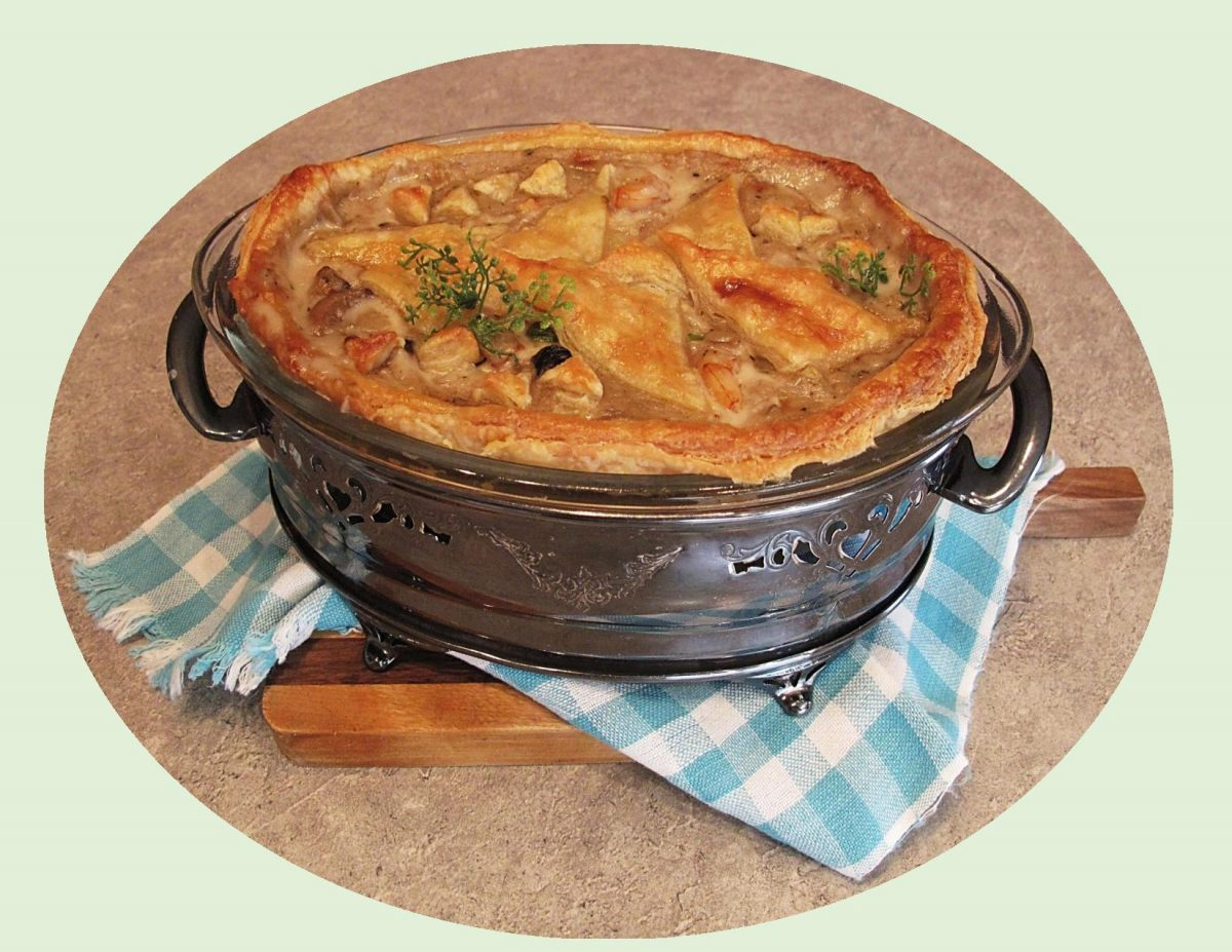 Shrimp Pot Pie
