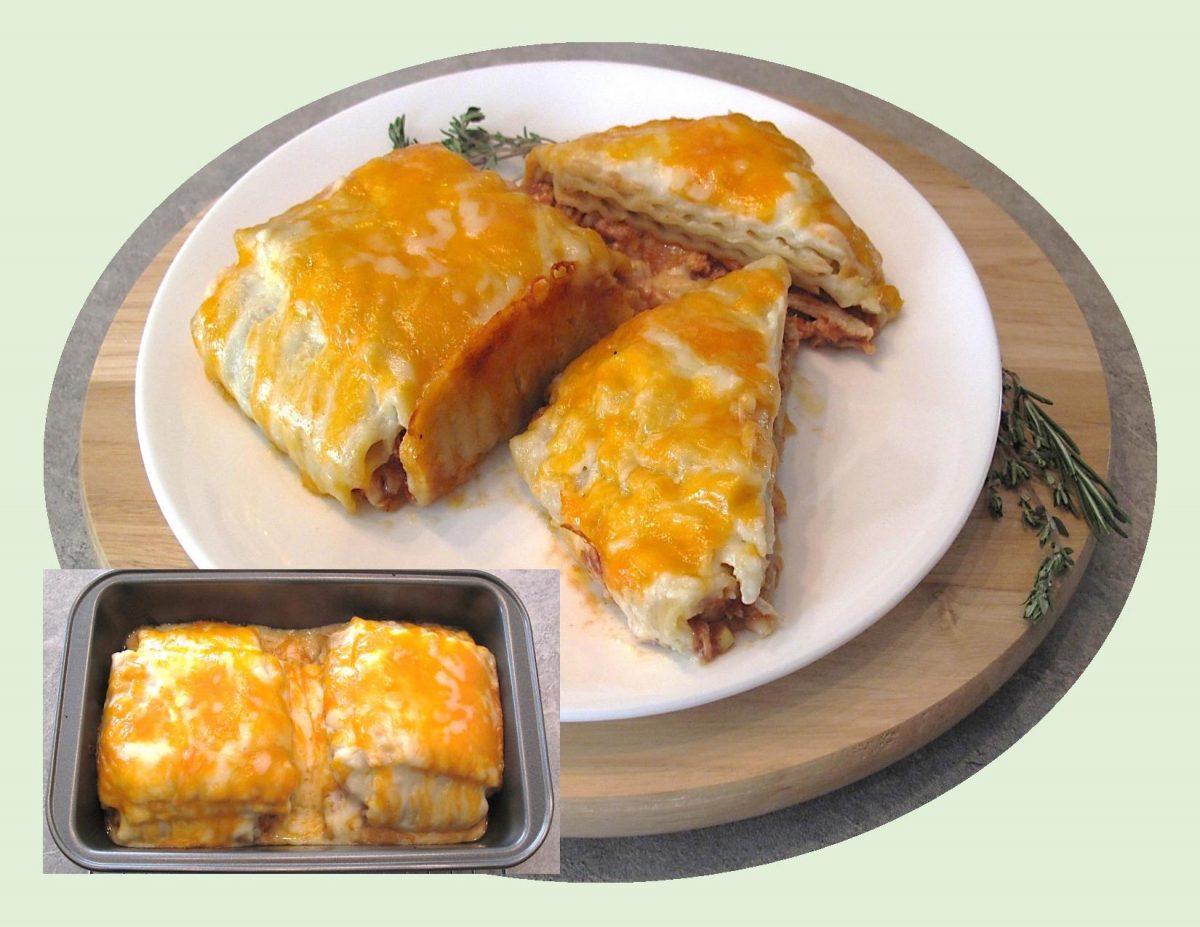 Hunter's Chicken Lasagna